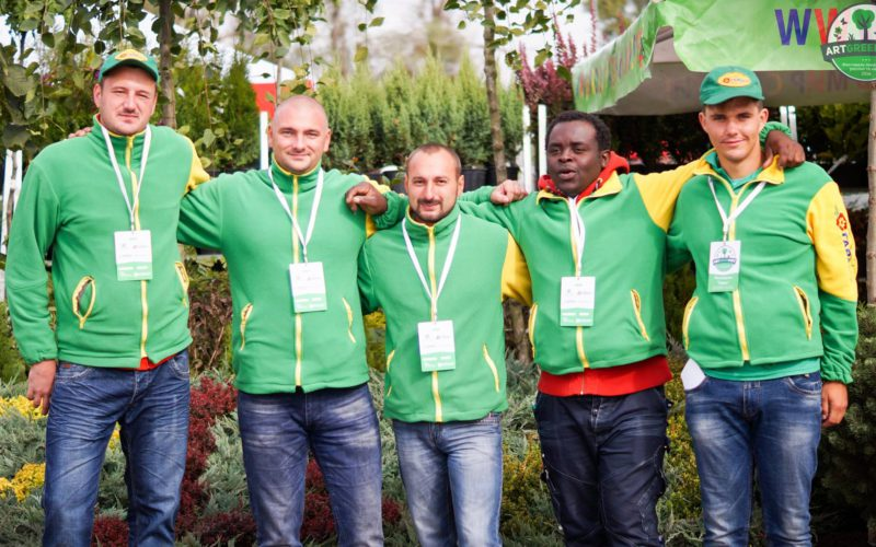Фестиваль рослин та ландшафту Kyiv Green Fest