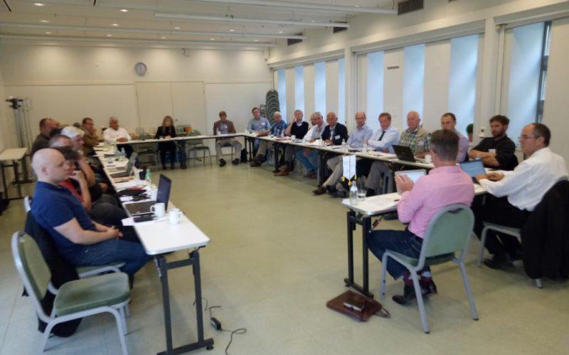 ENA summer meeting 2017 in Tampere