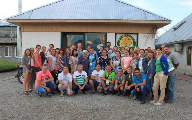 9-12 of July Ukraine nursery bus tour