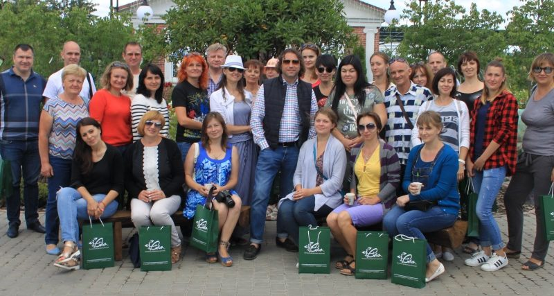 9-12 липня автобусний тур по розсадникам України