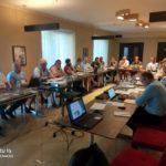 ENA summer meeting in Kyiv